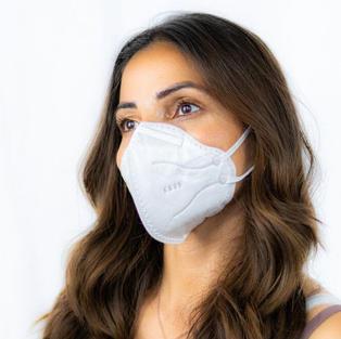 KN95/FFP2 Nasen-Mund-Maske/ Mehrfachanwendung