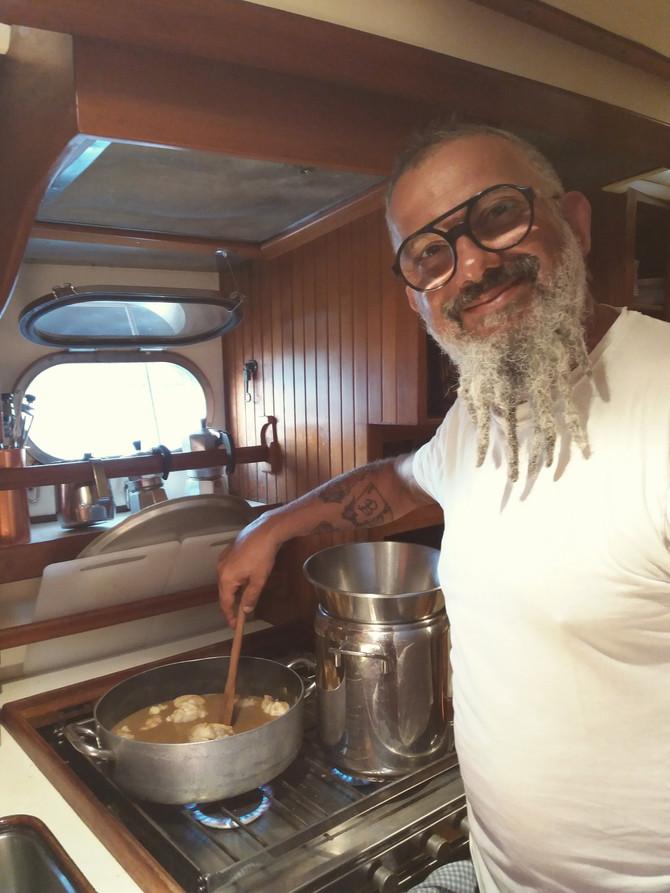 L'Osteria Visconti il 22 agosto riapre la cucina!
