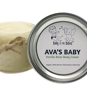 Vanilla Bean Body Cream