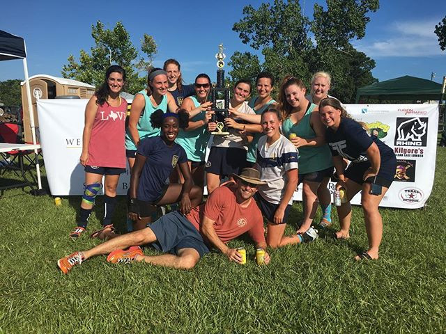 Space City 7's 1st Place TOLA! #DARCDame
