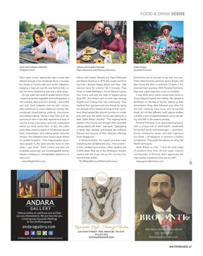 Watershed Magazine - Issues - Spring-2021