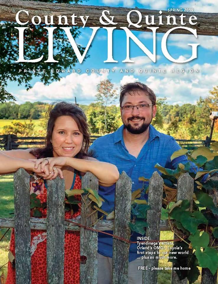 County & Quinte Living