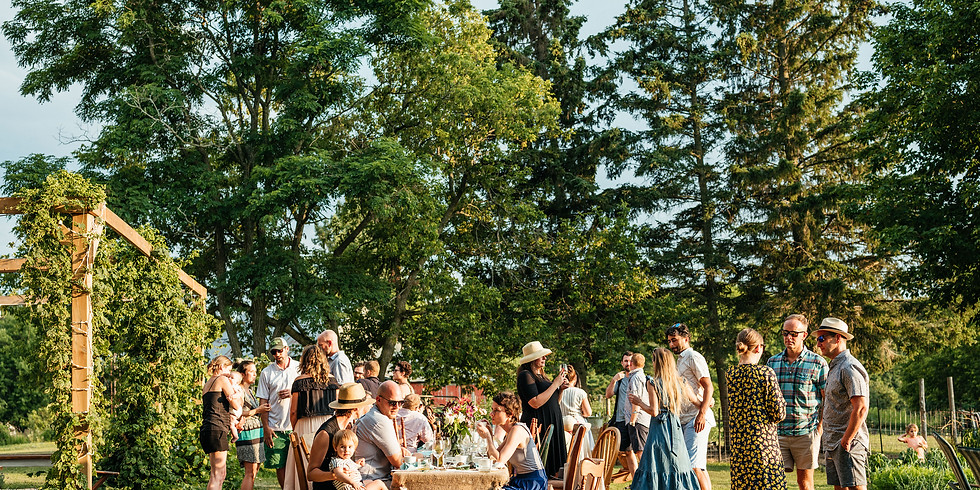 Summer - Harvest Experience - August 21