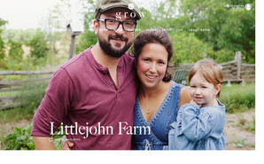 Interview with Sarah Britton from My New Roots for her website grow
