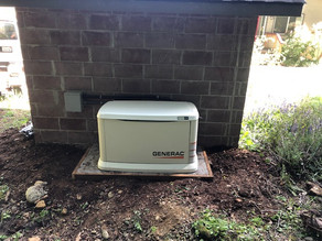 Northridge Electric Can Install Your Generator!