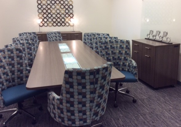Stunning Conference Room