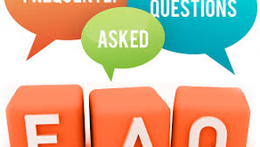 FREQUENTLY ASKED QUESTIONS -  PART ONE