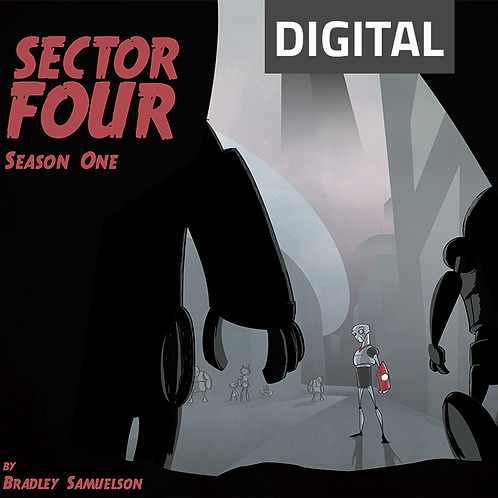 Sector Four: Season One – Digital