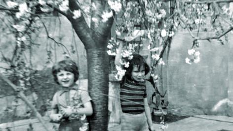 Adam und Eva in Blaşcovici