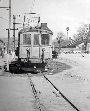 "Schmalspurbahn ""Motor"" in Paulisch 1988"