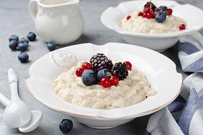 Scottish Gluten Free Oats porridge
