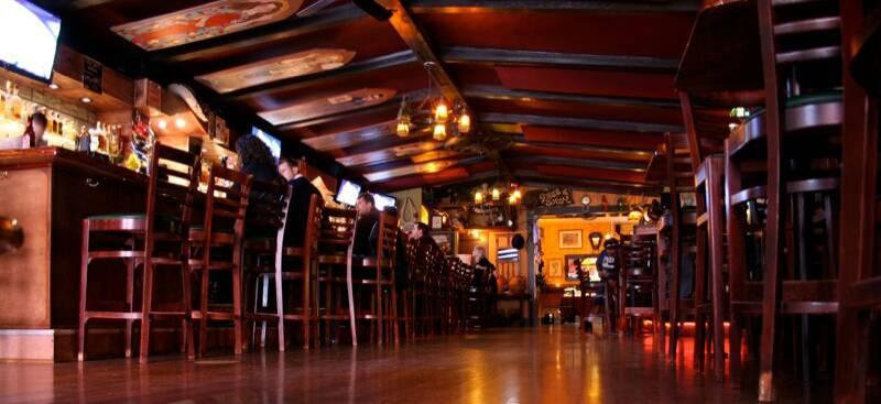 McTeague's Saloon