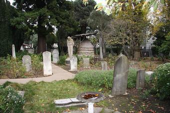 Mission Delores Cemetery