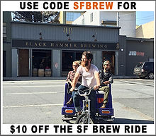 SF Brew Ride