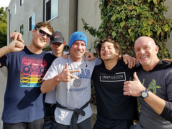 Running group in California for addiction recovery
