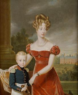 Duchesse de Berry et duc de Bordeaux.png
