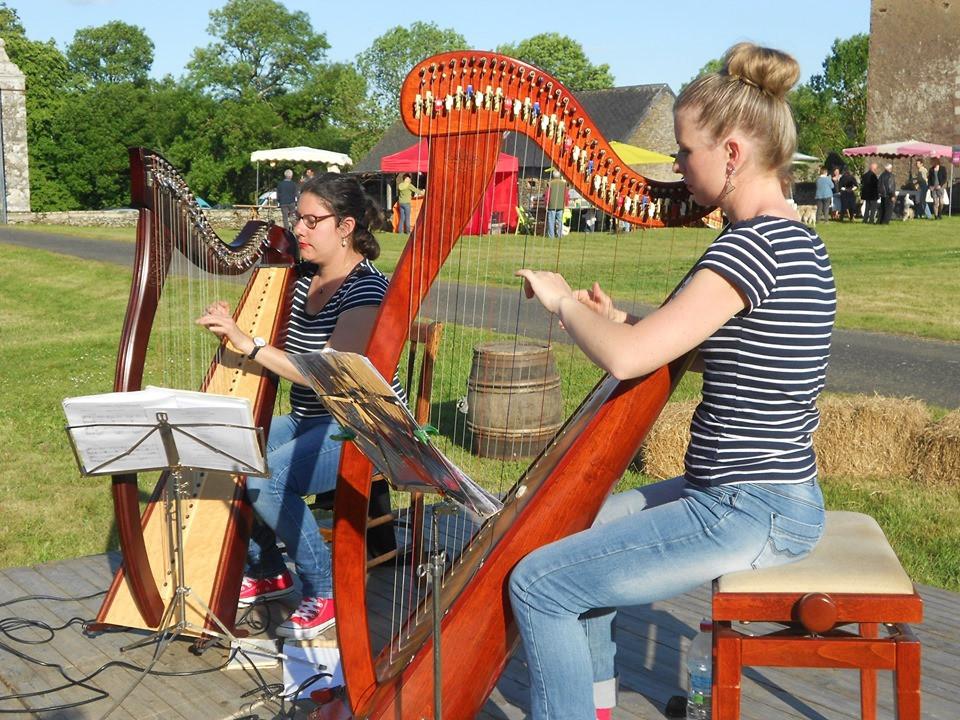 Groupe Harpes en Ciel