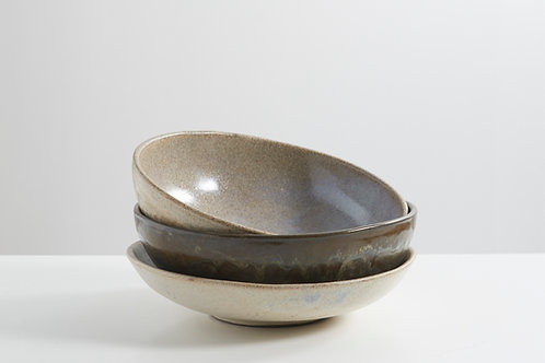 Ceramic Bowls (Set of 3)