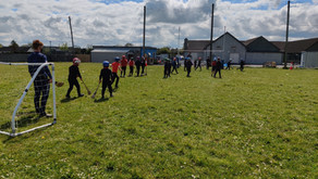 Hurling in the Junior end