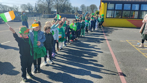 St Patrick's Day in Bawnmore