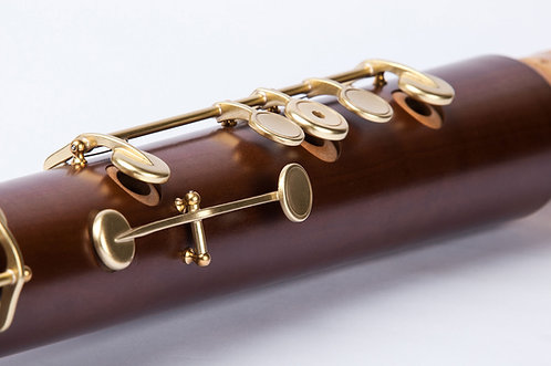 Mollenhauer Denner 5606 Great Bass in Pearwood