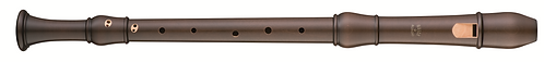 Moeck Flauto Rondo 2401 Tenor in stained Maplewood