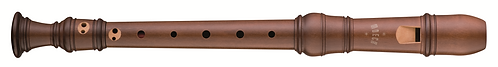 Moeck Rottenburgh 4203 Soprano in stained Pearwood