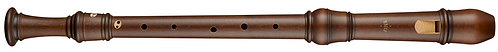 Moeck Rottenburgh 4401 Tenor in stained Maplewood