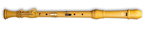 Mollenhauer Denner Comfort 5432C Tenor with 4 keys in Boxwood