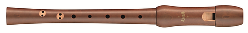 Moeck 1213 School Soprano, Stained Pearwood