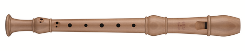 Moeck Flauto Rondo 2202, Soprano in Pearwood