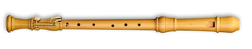 Mollenhauer Denner 5432 Tenor with double key in Boxwood