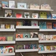 Algunos libros de nuestra biblioteca