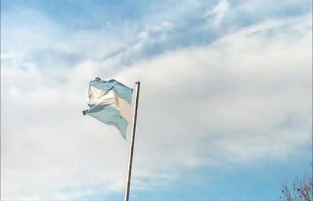 Banderas de Arandú - 20 de junio-