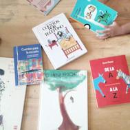 Algunas de las opciones de libros