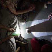 Experimentando con las sombras y proyecciones