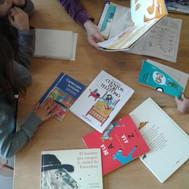 Leyendo con nuestras maestras