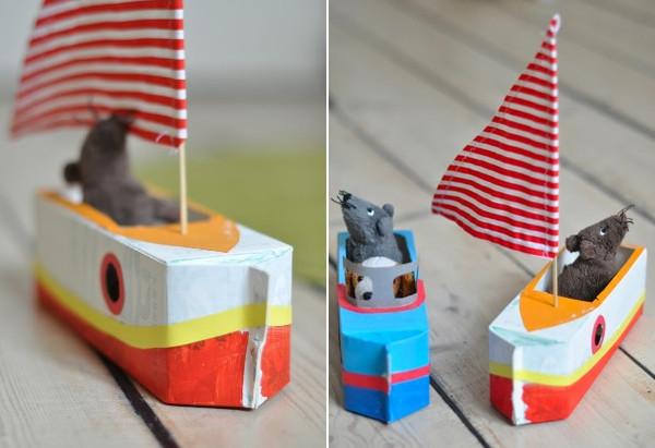 Desafío Barcos