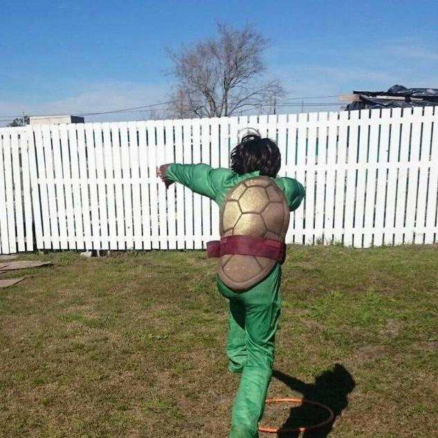 Desafiando la velocidad de las tortugas