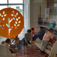 La biblioteca en acción