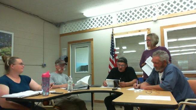 Board Meeting; August 22, 2019