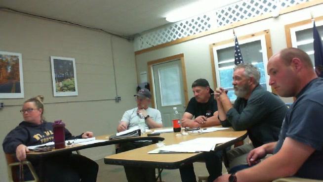 Board Meeting, June 27, 2019