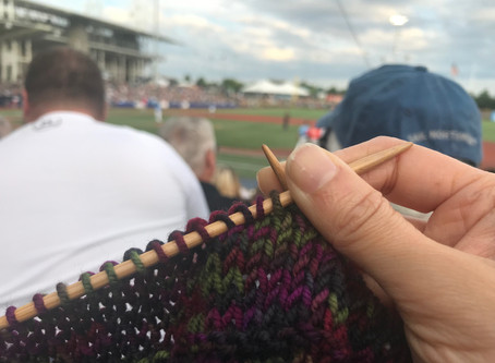 Baseball, Cheese and Sheep
