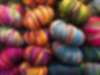 Fresh new skeins from _abstractfiber  in