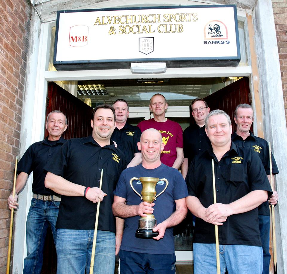 Title Winning Snooker Team