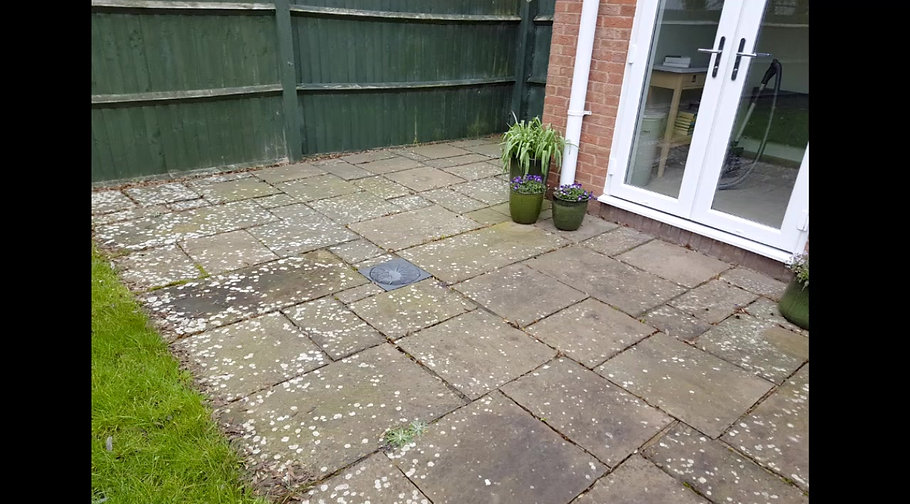 Patio Cleaning bt Exterior Cleaning Solutions