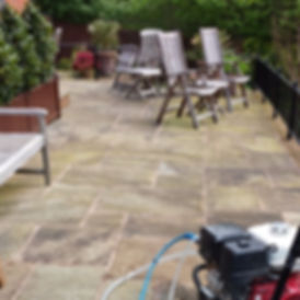 Patio in need of Cleaning in Welland