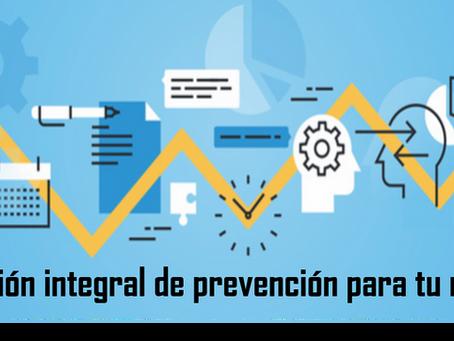 Planeación Integral de prevención para tu negocio