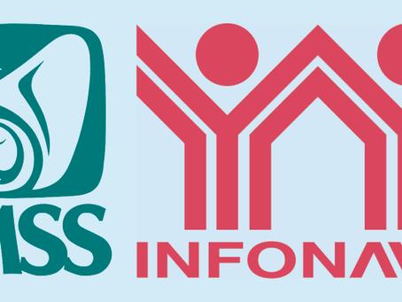 Apoyos IMSS-INFONAVIT