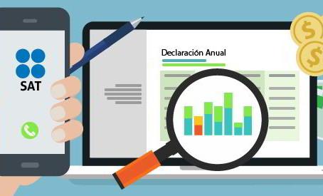 Declaración anual y deducciones personales 2019: Personas Físicas